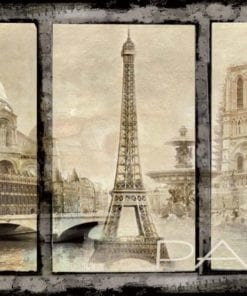 Fototapet med motivet: Paris stad