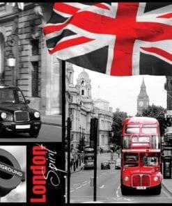 Fototapet med motivet: london
