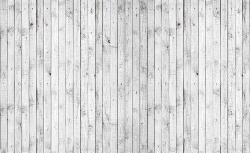 Fototapet med motivet: Svart vit träplankor