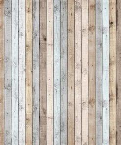 Fototapet med motivet: Trä plankor textur