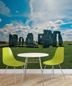 Fototapet med motivet: Stonehenge Natur