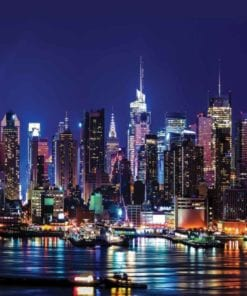 Fototapet med motivet: New York City
