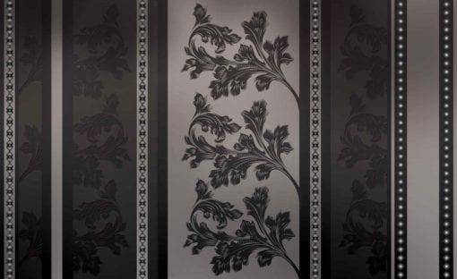 Fototapet med motivet: Blommönster