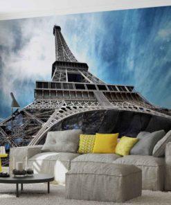 Fototapet med motivet: Eiffeltornet Paris