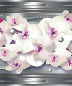 Fototapet med motivet: Blommor Blommor Art