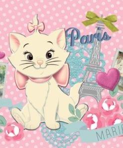 Fototapet med motivet: Disney Aristocats Marie