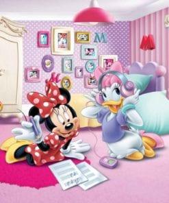Fototapet med motivet: Disney Mimmi Pigg Daisy