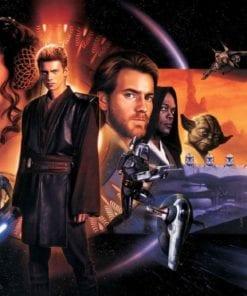 Fototapet med motivet: Star Wars Phantom Menace