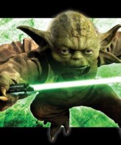 Fototapet med motivet: Star Wars Yoda