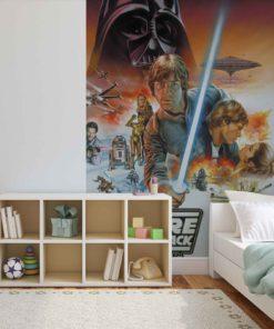 Fototapet med motivet: Star Wars Empire Strikes Back