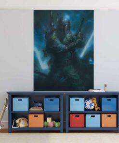 Fototapet med motivet: Star Wars Boba Fett