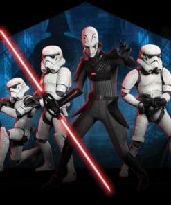 Fototapet med motivet: Star Wars Rebels Inquisitor Sith