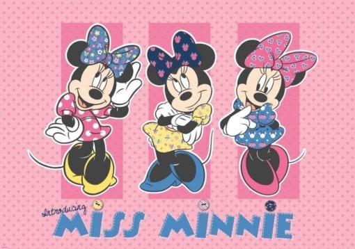 Fototapet med motivet: Disney Mimmi Pigg