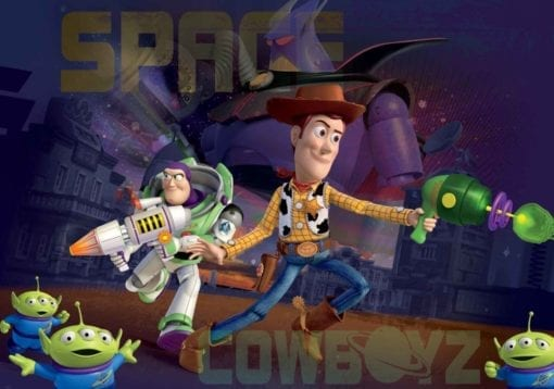 Fototapet med motivet: Toy Story Disney