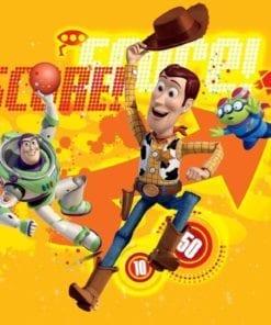 Fototapet med motivet: Toy Story Disney