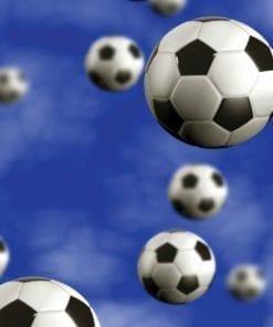 Fototapet med motivet: Fotboll fotboll