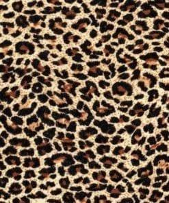Fototapet med motivet: Leopard
