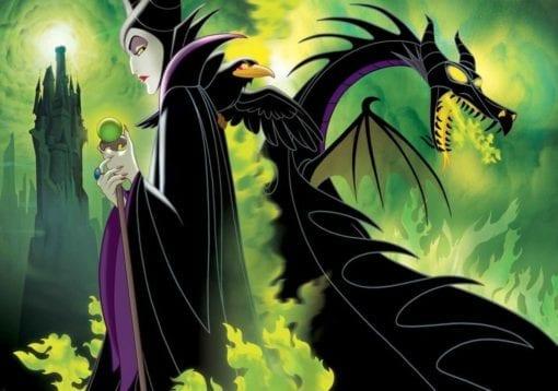 Fototapet med motivet: Disney Maleficent