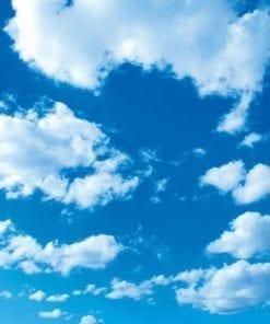 Fototapet med motivet: Moln Himmel Natur