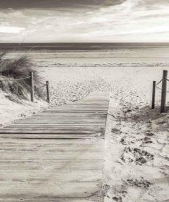 Fototapet med motivet: Strand Scen