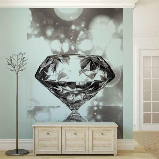 Fototapet med motivet: Diamant