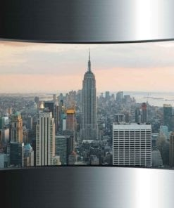 Fototapet med motivet: Utsikt Empire State New York