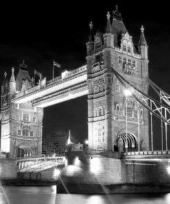 Fototapet med motivet: London Tower Bridge