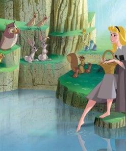Fototapet med motivet: Disney Princesses Cinderella Prinsessor