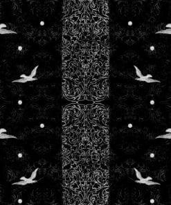 Fototapet med motivet: Modell modern Fåglar