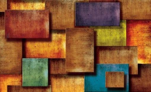 Fototapet med motivet: Abstrakt Modern Design konst