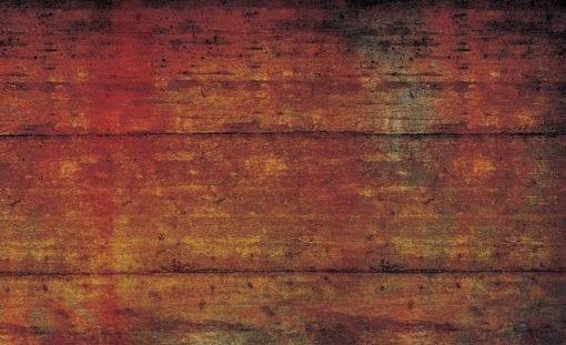 Fototapet med motivet: Abstrakt målad trästruktur