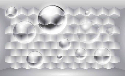 Fototapet med motivet: Abstrakt modern design