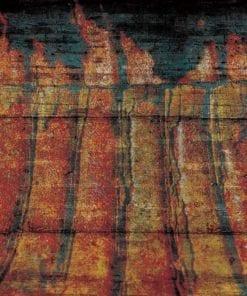 Fototapet med motivet: Abstrakt trästruktur