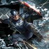 Fototapet med motivet: Avengers Captain Amerika