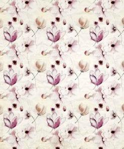 Fototapet med motivet: Blommor Rosa