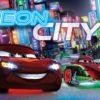 Fototapet med motivet: Disney Bilar Blixten McQueen Bernoulli