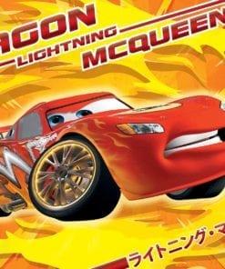 Fototapet med motivet: Disney Bilar McQueen