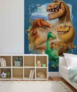 Fototapet med motivet: Disney Den Goda Dinosaurien