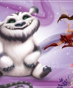 Fototapet med motivet: Disney Fairies Rostta