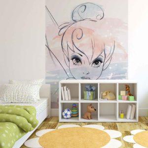 Fototapet med motivet: Disney Fairies Tinker Bell
