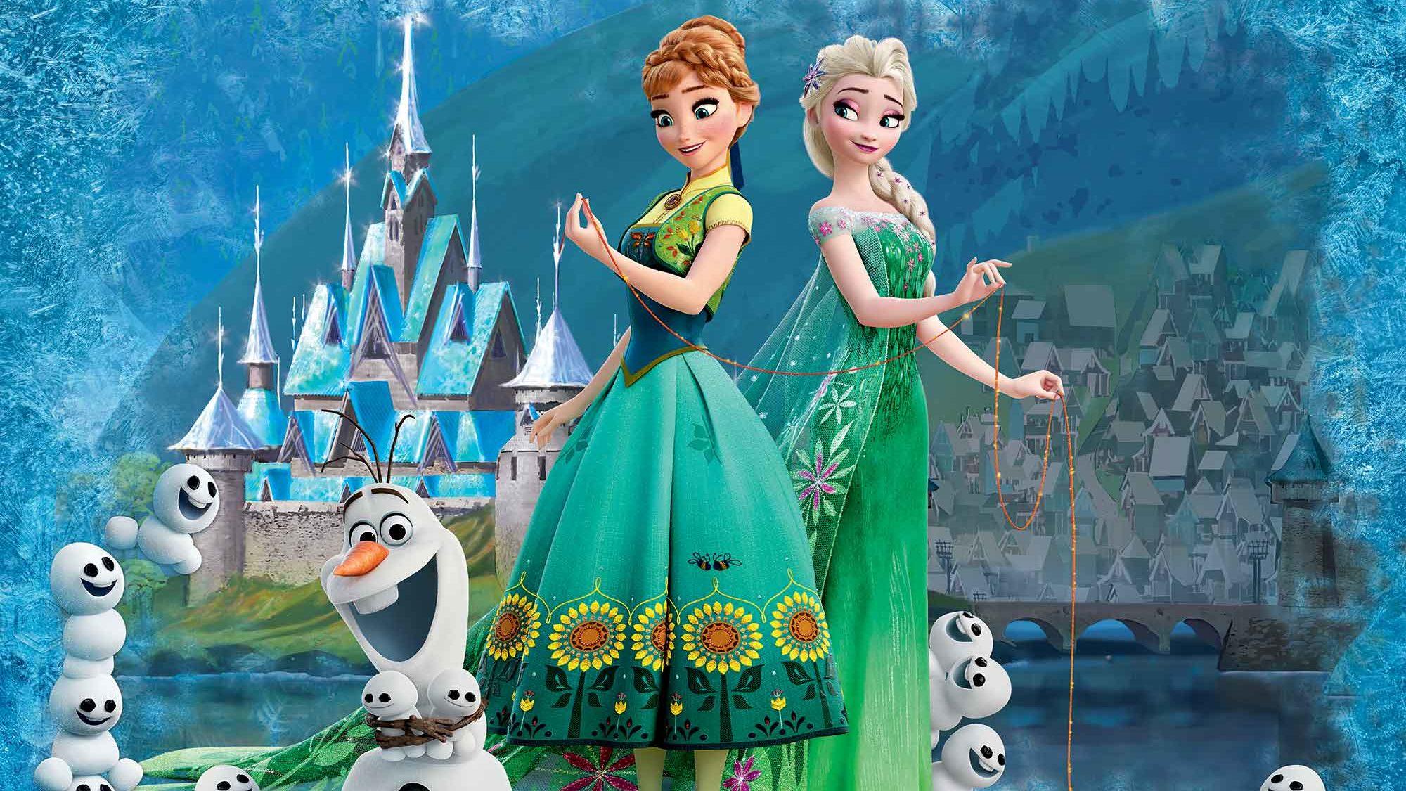 Disney Frost 2959wm Fototapetonline Se