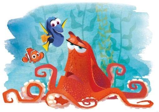 Fototapet med motivet: Disney Hitta Nemo Doris