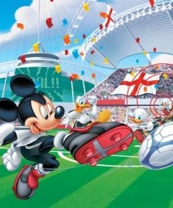 Disney Minnie och Mickey