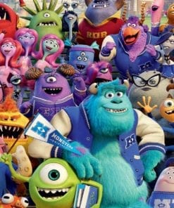 Disney Monsters Inc.