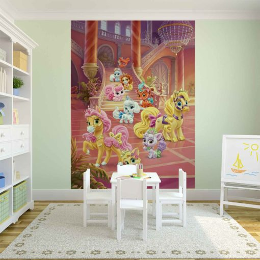 Fototapet med motivet: Disney Ponies