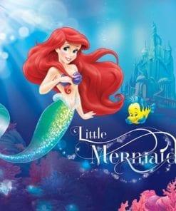 Fototapet med motivet: Disney Prinsessor Ariel