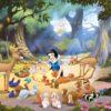 Fototapet med motivet: Disney Prinsessor Snövit