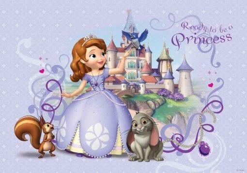 Fototapet med motivet: Disney Sofia Första