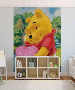 Fototapet med motivet: Disney Winnie Pooh Bear Nalle Puh