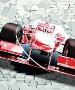 Fototapet med motivet: Formel1bil